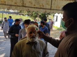 Sindh reports five new coronavirus cases in Karachi