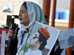 US honors 'Iron Lady of Balochistan' Jalila Haider with International Women of Courage Award