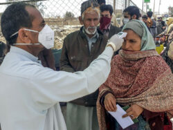 Fresh coronavirus cases confirmed in Karachi takes tally to 16 in Pakistan