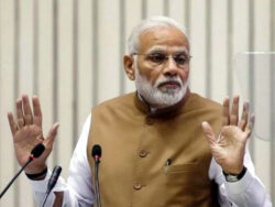 India's Modi is considering quitting social media