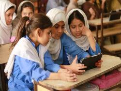 Coronavirus Shuts Down Schools, But Not Learning in Pakistan