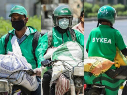 Bykea committed to its CSR activities during lockdown