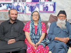Faisal Edhi tests positive for coronavirus a second time