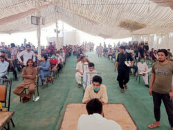 237 people from GB test negative for coronavirus in Karachi: Murtaza Wahab