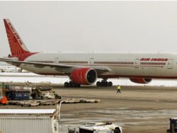 """We are proud of you,"" Pakistan's ATC welcomes Air India's special flights"
