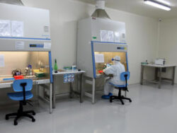 Sindh sets up COVID-19 testing lab at KU research centre