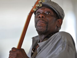 American bluesman Lucky Peterson dies