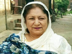 PTI MPA Shaheen Raza passes away after battling coronavirus