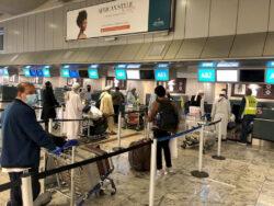 100 passengers from Abu Dhabi test positive for coronavirus