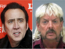 Nicolas Cage will play Tiger King's Joe Exotic in a limited TV series