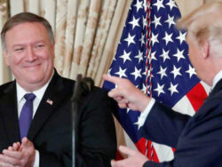 Mike Pompeo backtracks from claims that coronavirus originated in Wuhan lab